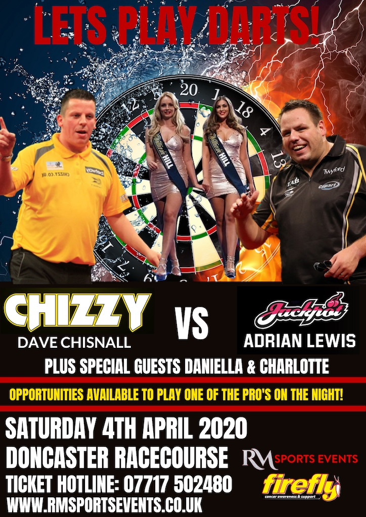 Lets Play Darts Doncaster