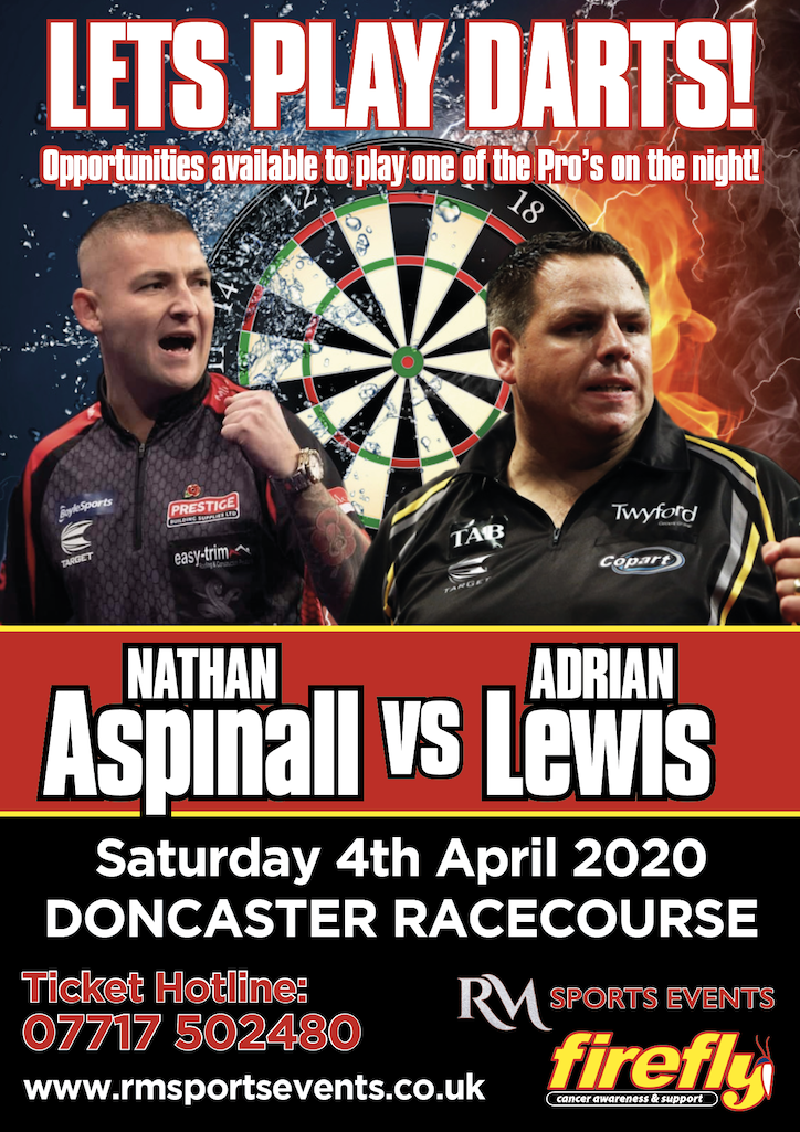 Lets Play Darts! Doncaster